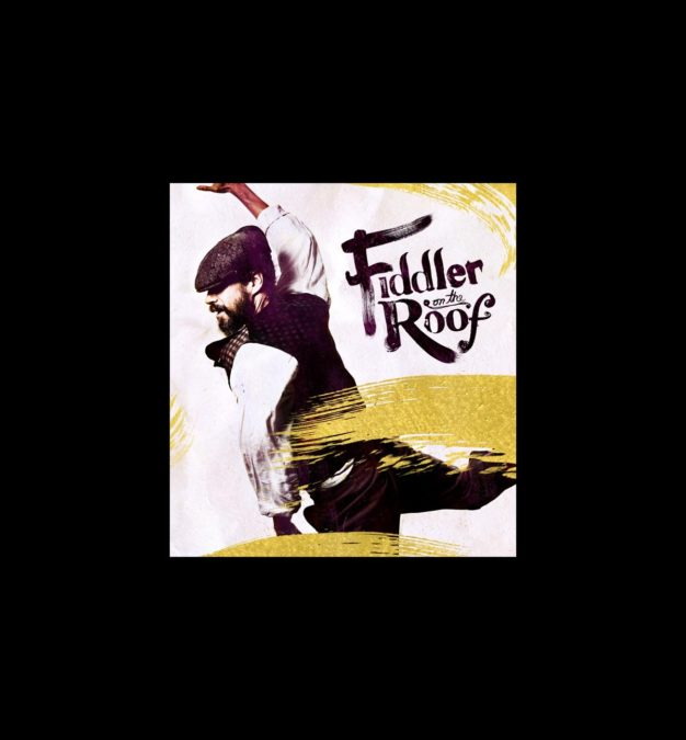 Danny Burstein - Fiddler on the Roof Art