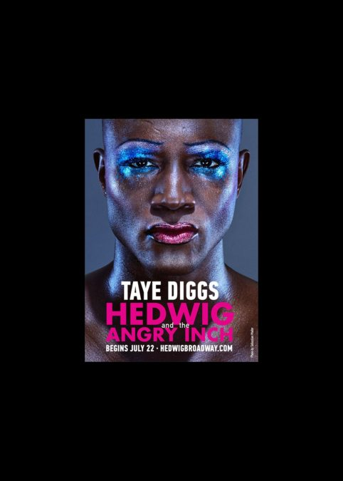 Hot Shot - Taye Diggs - Hedwig - People Mag - 6/15 - wide