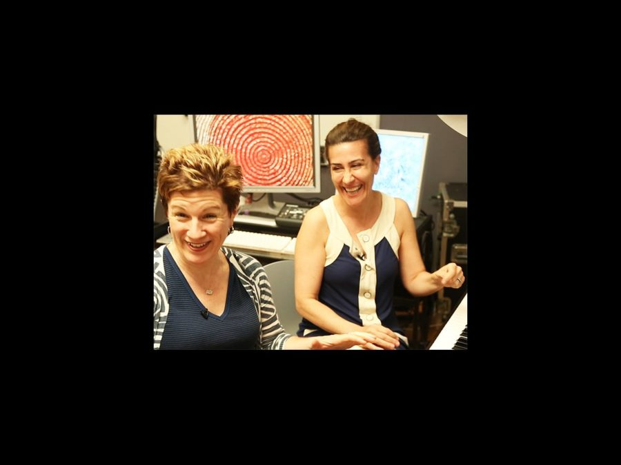 VS - Behind the Music - wide - 5/15 - Lisa Kron - Jeanine Tesori