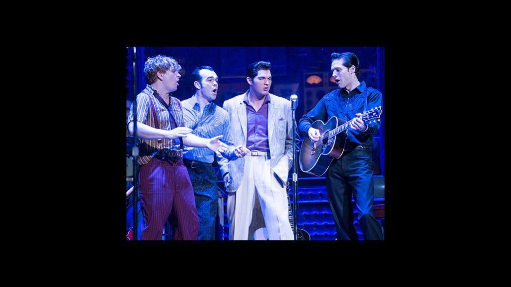 PS - Million Dollar Quartet - tour - Ben Goddard - James Barry - Cody Slaughter - David Elkins - wide - 2/13