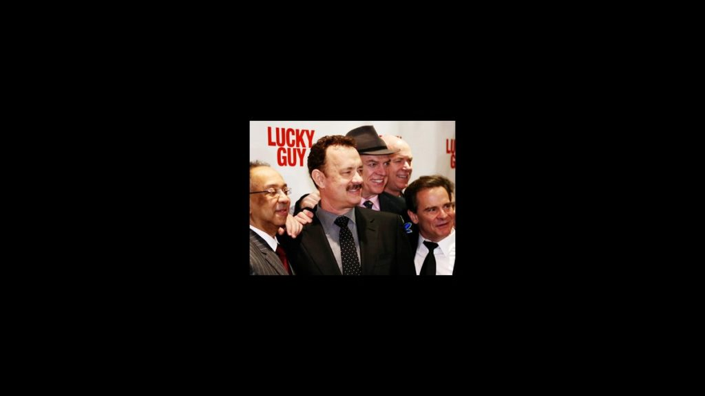 On the Scene - Lucky Guy opening - 3/13