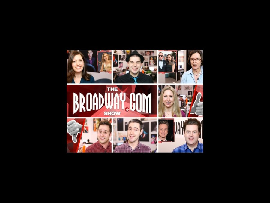 Video Still - The Broadway.com Show - Episode 1