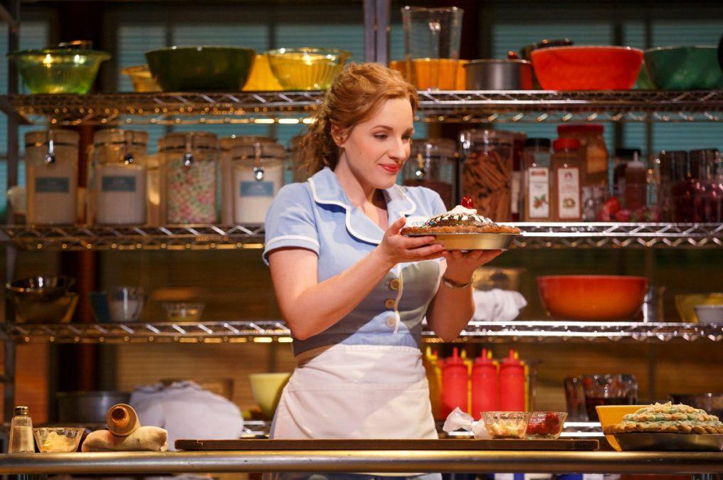 PS - Waitress - Jessie Mueller - Photo: Joan Marcus