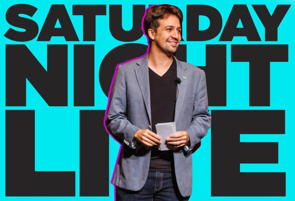 SNL - Lin-Manuel Miranda - 10/16 - NBC -