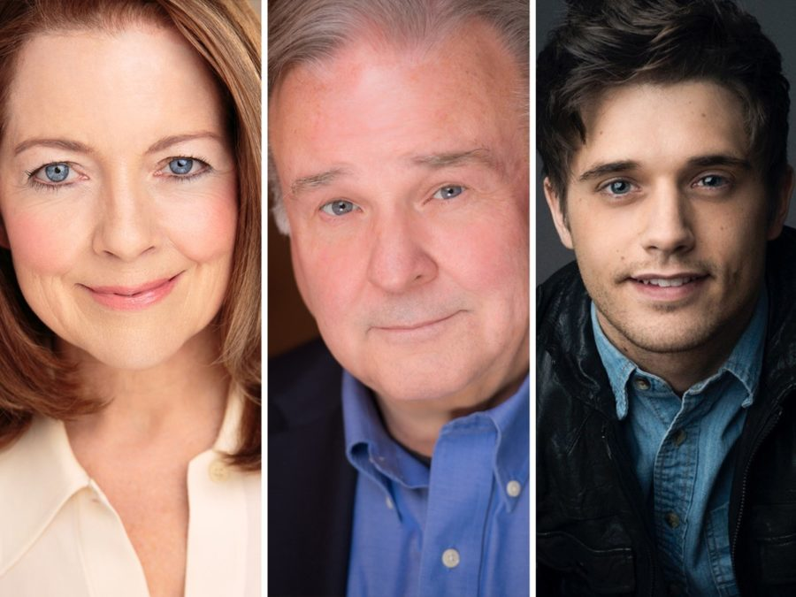 PRESS -  Isabel Keating - Fred Applegate - Andy Mientus - 11/16 -  C/O Aleman PR