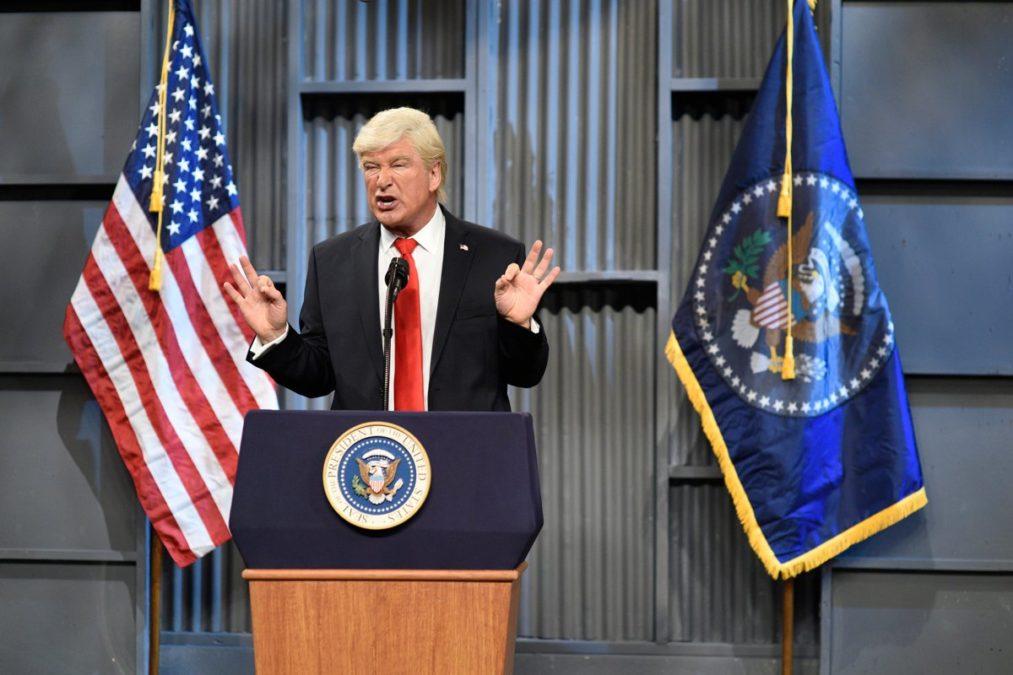 Alec Baldwin - Donald Trump - SNL - 12/17 - NBC