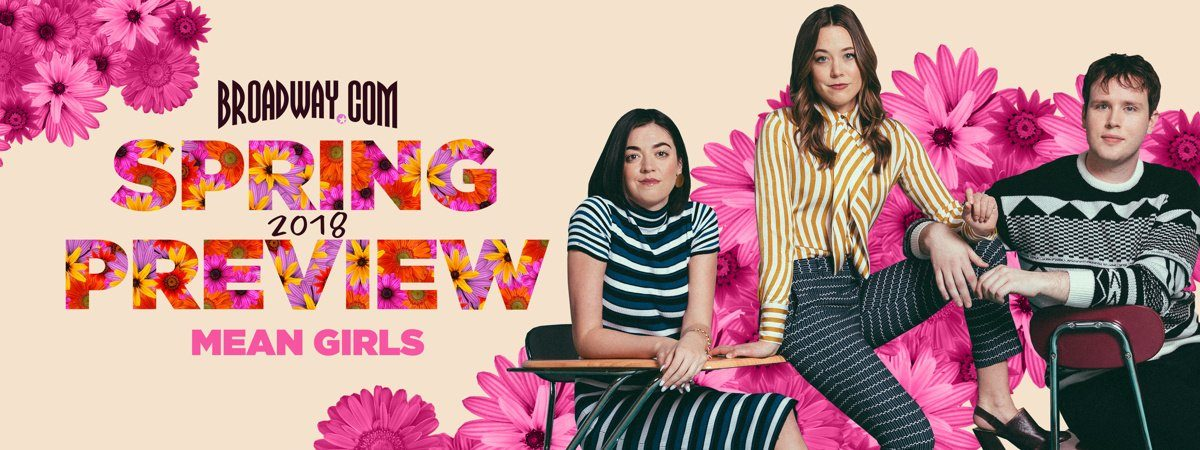FEATURE - Spring Preview - 2018 - Mean Girls - TOP - 2/18 - Emilio Madrid-Kuser