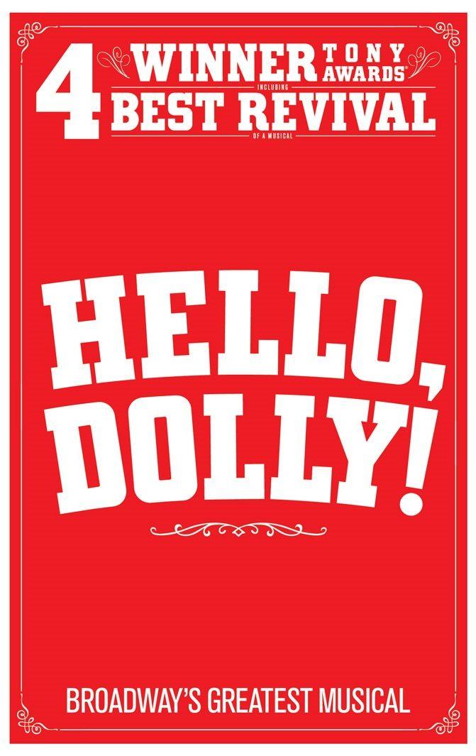 Hello, Dolly keyart