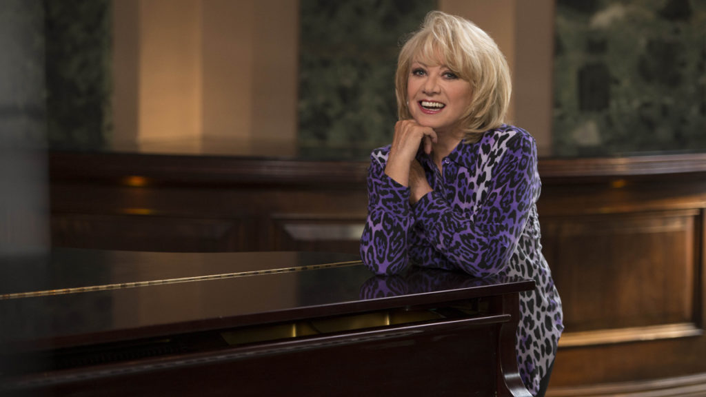 Elaine Paige - Photo by Justin Downing