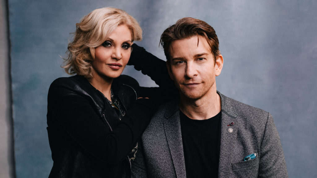 OP - Portraits - Orfeh - Andy Karl - 2019 Broadway.com Audience Choice Awards - 5/19 - Emilio Madrid-Kuser