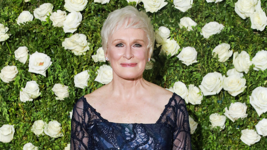 OP - Tony Awards - Glenn Close - 6/17 - Emilio Madrid-Kuser