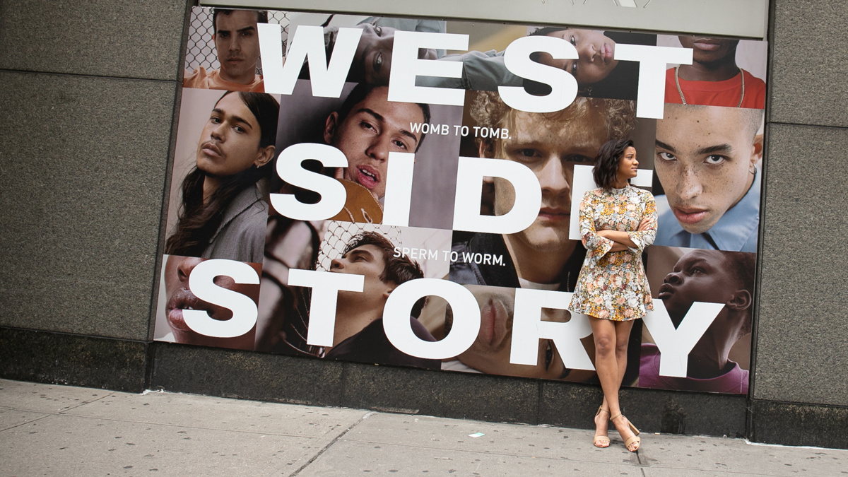 Away from Home - Shereen Pimentel - West Side Story - Matthew Stocke - 10/20
