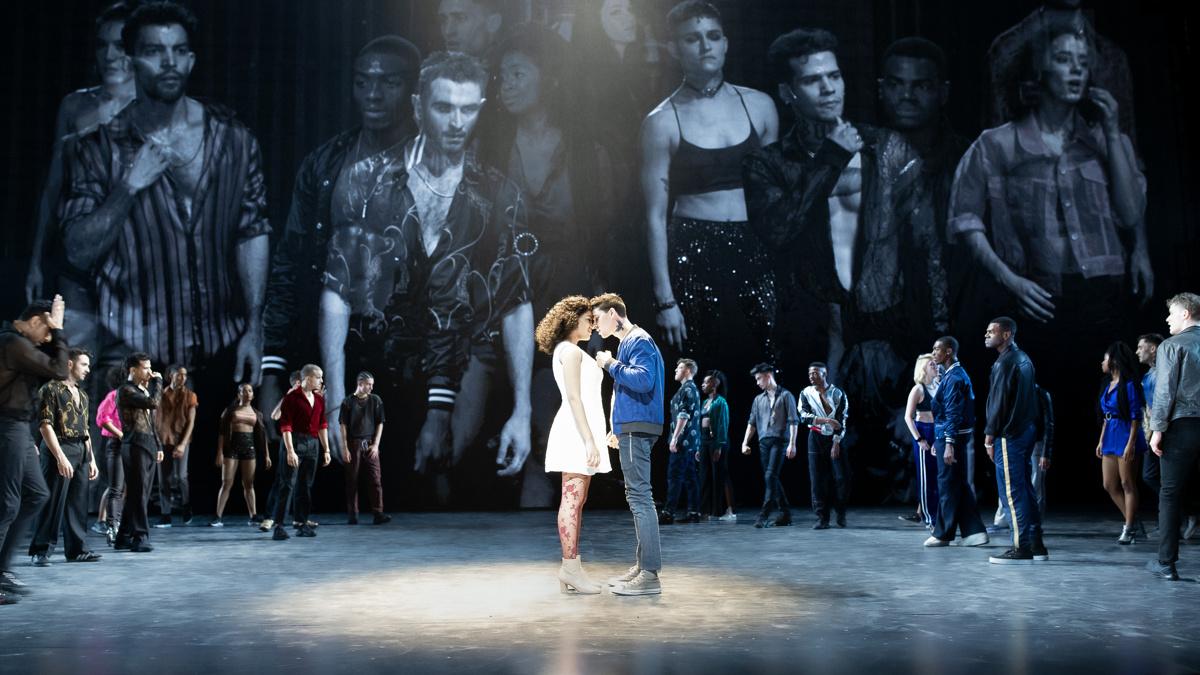 Show Photos - West Side Story - 2/20 - Shereen Pimentel - Isaac Powell - Photo: Jan Versweyveld